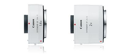 Canon 1.4x III & 2.0x III