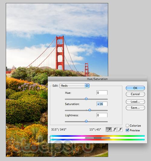Обработка фотошоп