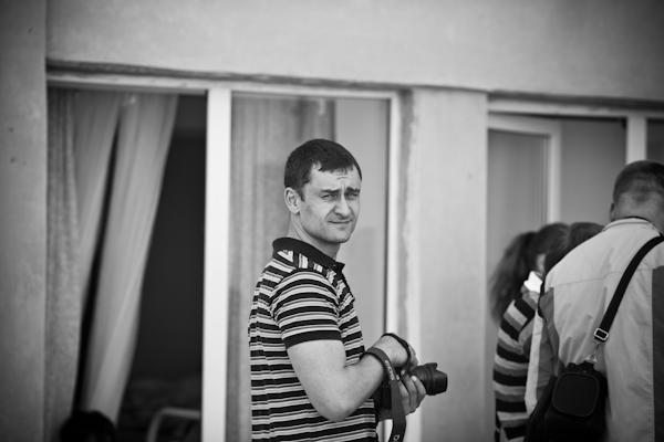 мастер класс Сергея Егорова