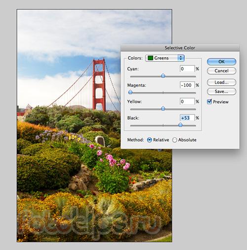 Уроки обработки фотошоп