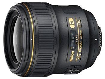 Nikkor AF-S 35mm f/1.4