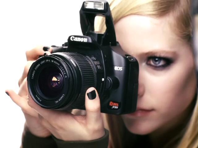 Отличия любительская фотокамера от профессиональной