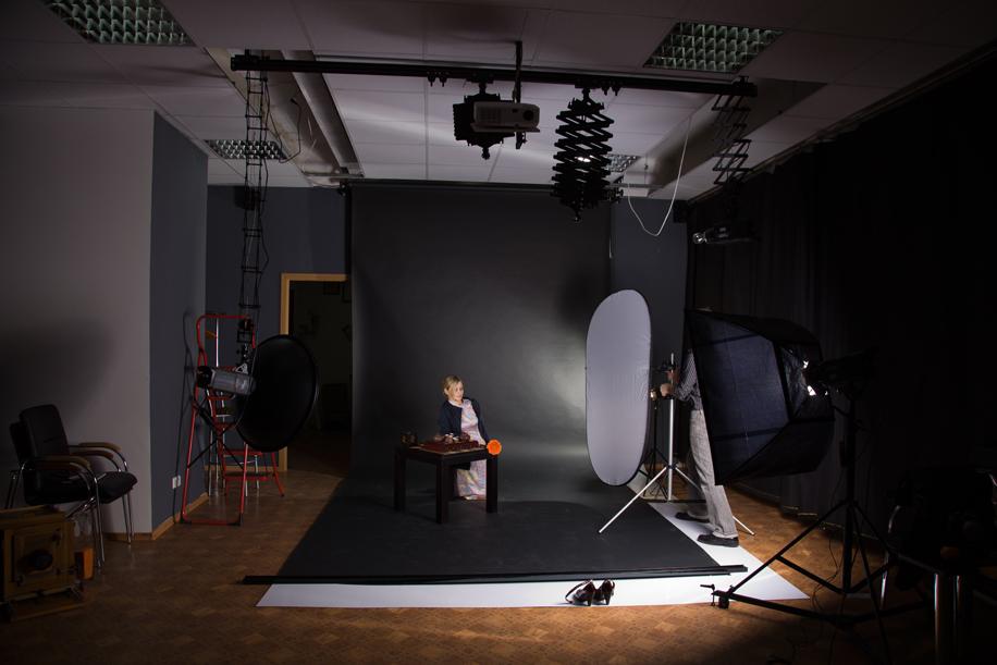 Как выбрать помещение и оборудование для фотостудии