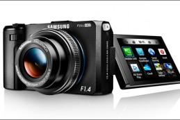 Samsung представляет компактный фотоаппарат EX2F Smart Camera