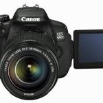 Canon впервые выпускает зеркальный фотоаппарат с сенсорным дисплеем