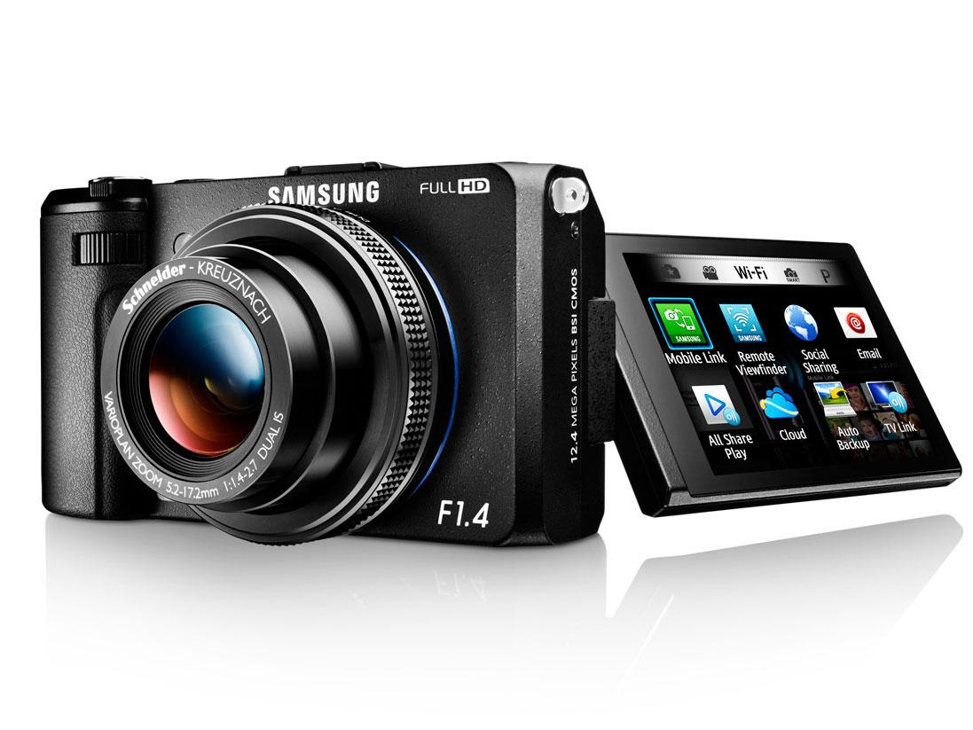 Новинка от Samsung — EX2F