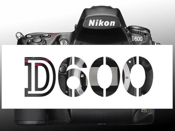 Новая полноформатная камера от Nikon — D600