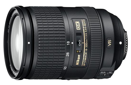 Новые объективы от Nikon