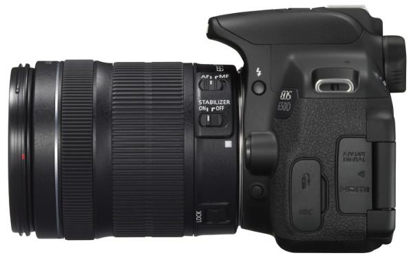 Canon EOS 650D — приятное пополнение