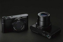 Sony Cyber-shot RX100 с 1 дюймовой матрицей