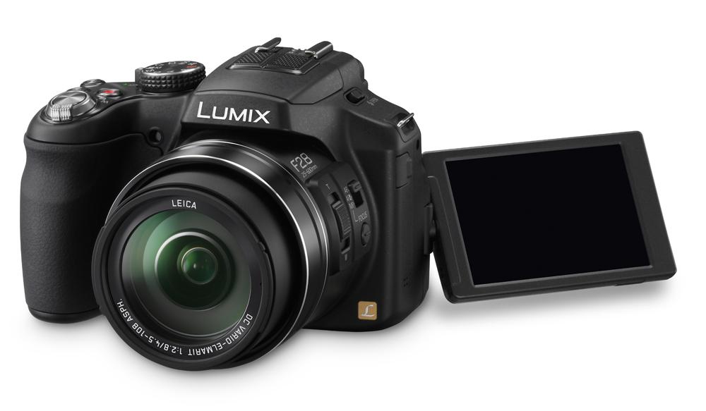 Panasonic LUMIX FZ200 — суперзум 25х (24-600 экв.мм) с постоянной светосилой F/2.8