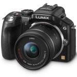 Представлен беззеркальный цифровой фотоаппарат Panasonic LUMIX DMC-G5