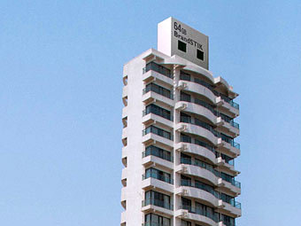 В Мумбаи появились здания-флэшки