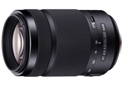 Sony DT55-300мм F4.5-5.6 SAM — объектив для фотокамер Αlpha с байонетом A