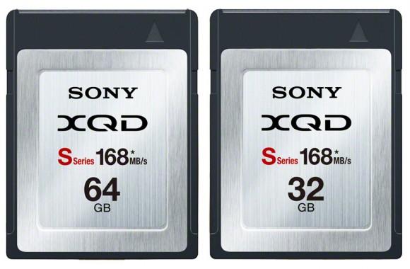 Sony XQD™ S — высокоскоростные карты памяти
