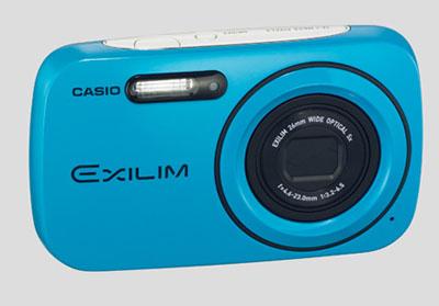 Casio Exilim — компактные камеры в уникальном дизайне
