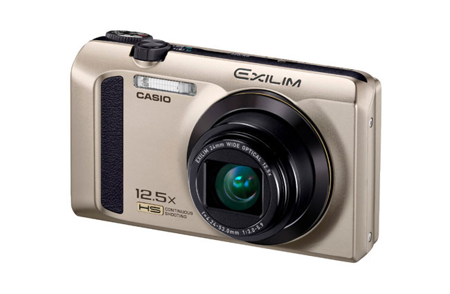 Casio Exilim EX-ZR300 — высокоскоростная и функциональная камера