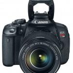 Анонс Canon EOS 650D