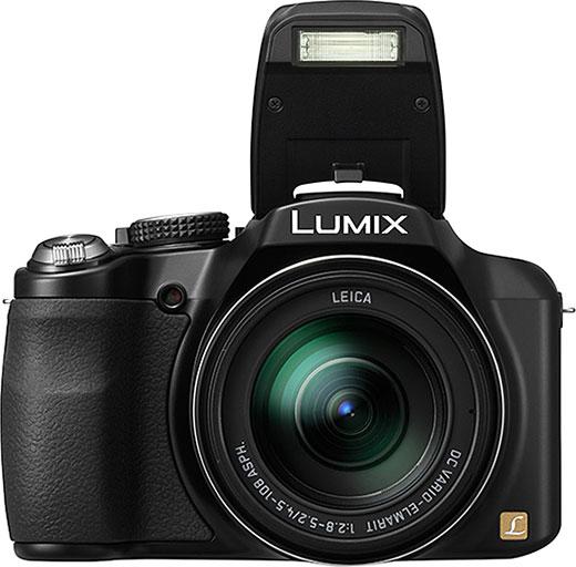 Panasonic представила фотоаппарат LUMIX FZ60
