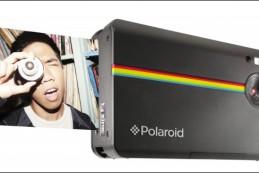Polaroid представляет фотоаппарат Z2300 с функцией мгновенной печати