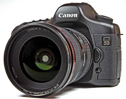 Посмотрите, как в компании Canon изготавливают фотоаппараты