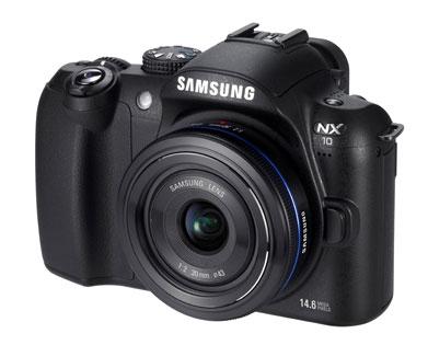 Улучшенный объектив i-Function для беззеркальной камеры Samsung NX10