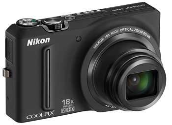 Nikon Coolpix S9100 – компактная фотокамера, имеющая 18-кратный зум