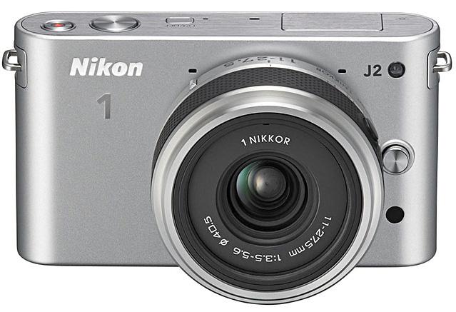 Nikon 1 J2 — обновление беззеркальной модели