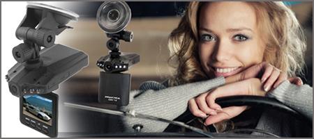 Дебютный автомобильный видеорегистратор от Pentacon