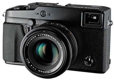 Fujifilm X-Pro1 признана лучшей камерой года по версии EISA