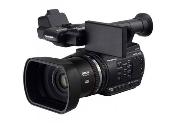 Panasonic полнила видеокамера — AG-AC90 AVCCAM