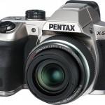 Pentax X-5 - суперзум 26х с поворотным дисплеем