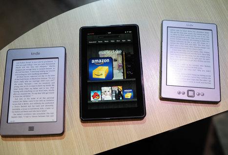 Amazon может обновить линейку Kindle на презентации в сентябре