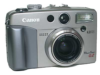 Новые сведения о Canon G2 X