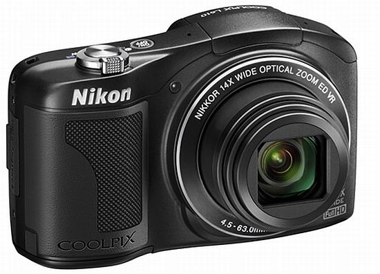 Coolpix L610 — интересная новинка от Nikon