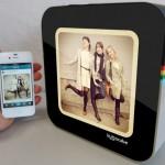 Instacube: «андроидная» цифровая фоторамка с интегрированным Instagram