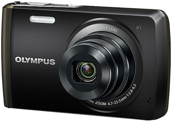 Olympus Stylus VH-410 с управлением через 3″ «тачскрин»