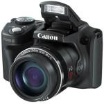 Canon представила PowerShot SX500 IS и SX160 IS