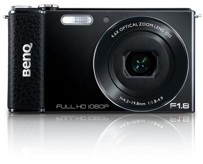 Цифровая фотокамера BenQ G1 с поворотным дисплеем выходит в продажу