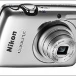 Nikon Coolpix S01: миниатюрная фотокамера с сенсорным дисплеем