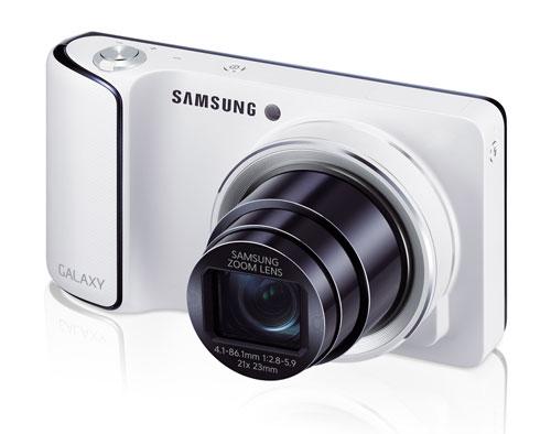 Фотокамера Samsung Galaxy Camera на базе Android