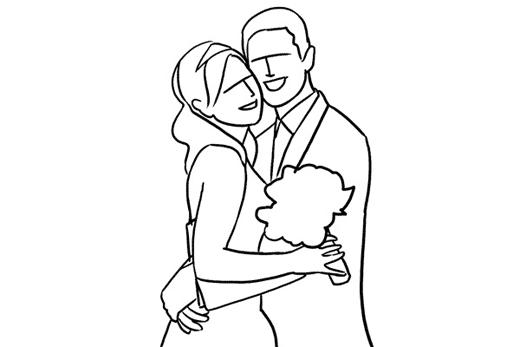 20 лучших поз для свадебной фотосъёмки