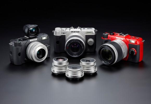 Pentax Q10 — миниатюрная системная камера