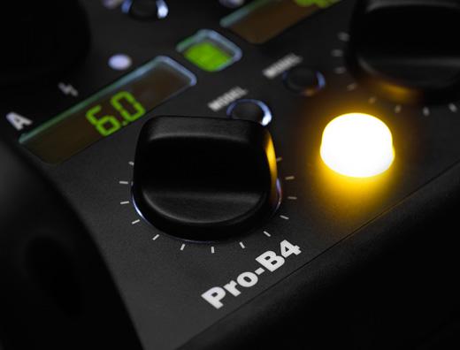 Pro-B4 1000 Air: мегановинка от Profoto