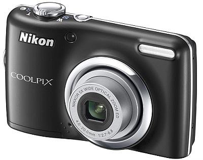Новый компакт от Nikon