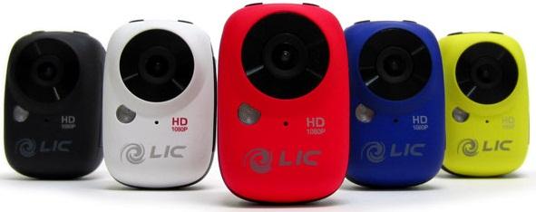 Экшн-камера Liquid Image EGO HD