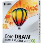 CorelDRAW® Home & Student Suite X6 на русском языке