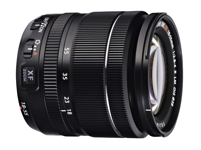 Fujinon FX — расширение линейки объективов Fujifilm