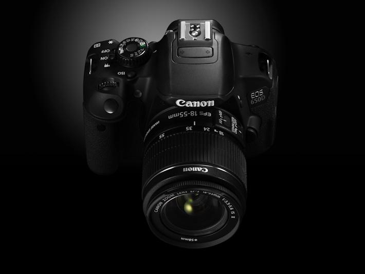 Обзор Canon EOS 650D: зеркальная камера с сенсорным экраном
