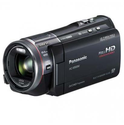 Обзор Panasonic HC-X900 – новый трехматричный флагман